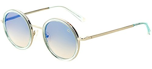 Gafas de Sol Etnia Barcelona Miramar Crystal/Azure Shaded ...