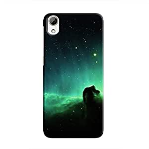 Cover It Up - Green Space Cloud Desire 826 Hard Case
