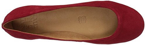 Brittany Red Ballet Women's Naturalizer Flat pqB0n1