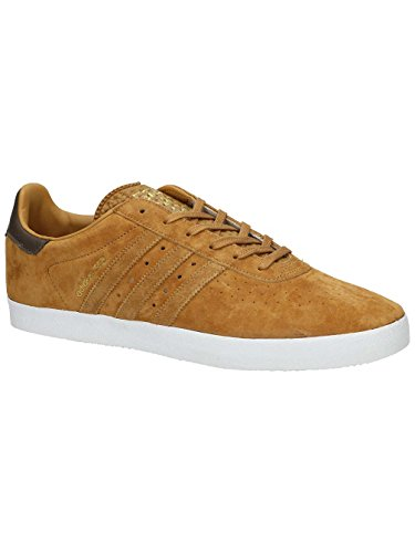 adidas Men's 350 Fitness Shoes, White Brown