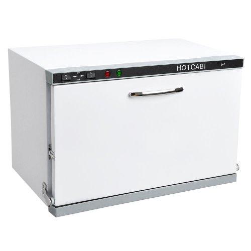 AW 2in1 23L UV Sterilizer Hot Towel Warmer Cabinet Facial Skin Spa Massage Hair Beauty Salon (Hot Cabinet)