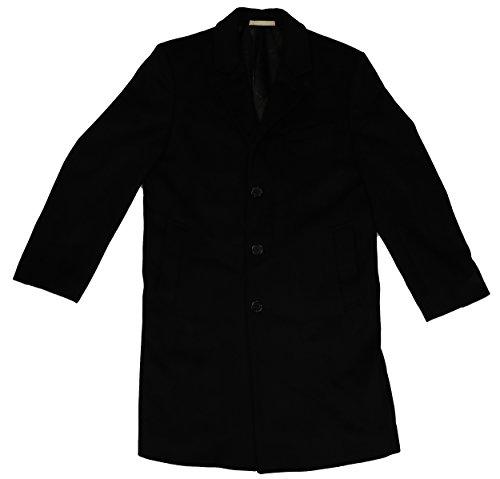 Cashmere Blend Overcoat - 3
