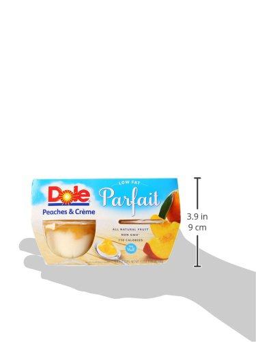 Dole Peaches And Creme Parfait, 4 oz by Dole (Image #4)