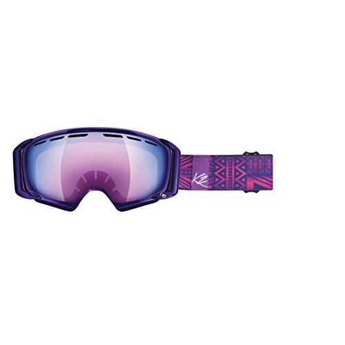 K2 Sira Ski Goggles, One Size, (K2 Ski Equipment)
