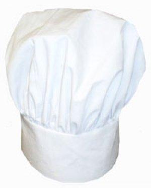 Bianco Cappello Da Cuoco  Amazon.it  Abbigliamento bbb528287b0d
