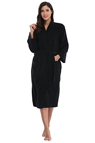Bund Womens Turkish Cotton Bathrobe