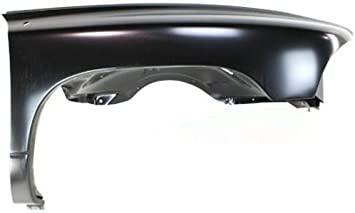 Dakota Crash Parts Plus Front Driver Side Primed Fender Replacement for 1997-2004 Dodge Durango