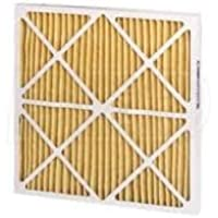 AMP-G8-1056 MERV 14 Media Replacement Filter 20x25 (Pack of 3)