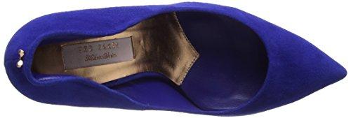 Baker Heels Toe Closed Ted Blue Blue Women's Savio d6qwwgZ