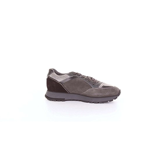 Grigio Sneakers MBVR20503NEGDEXA Uomo Scuro SANTONI qw70f8w