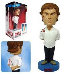Dexter Morgan Bobblehead Display Figure