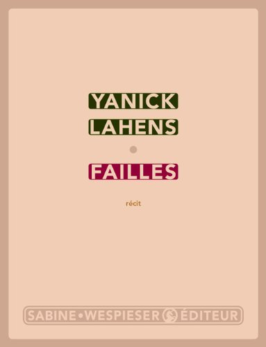 Failles (French Edition)