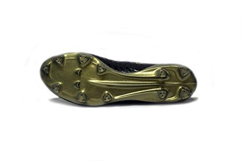 Adidas Mens Sm Adizero 5 Stelle 5.0 X Sp Low Tacchetti Da Calcio Core Nero / Oro Metallizzato / Brillante Reale