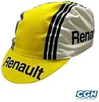 Rue Du bicicleta - Gorra ciclista Renault - blanco/amarillo ...