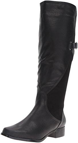 Boot Riding Noreen Women's Annie Black Shoes qPIzWwB