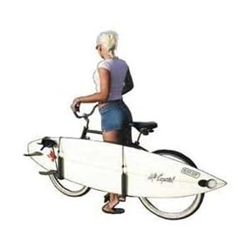 Tabla de surf bicicleta lado Carry accesorio de: Amazon.es: Deportes y aire libre