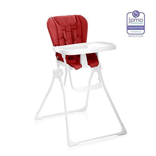 JOOVY Nook High Chair, Red