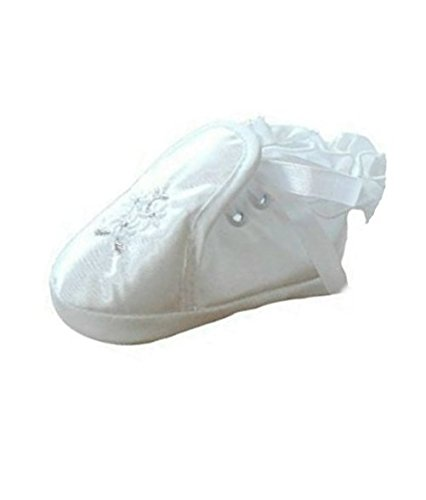 Zapatos festivas para bautizo o una boda - Zapatos de bautizo para niñas, bebés TP02 tamaños de 16 a 19