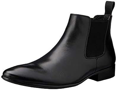 Windsor Smith Men's Beatles Dress Boot, Black, 10 AU