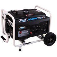 PULSAR PG4500 4500W Peak 3500W Rated Portable Gas-Powered...