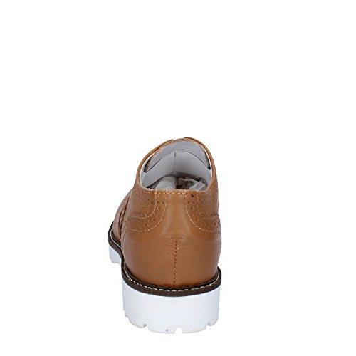 Lacets Cuoio Pour Marron RUBINI Femme Ville Chaussures Marrone OLGA à de 6XwT4vq