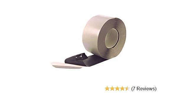 "Black Quick Roof BST325 Self Adhesive EPDM Rubber Seam Strip 3/"" x 25/'"
