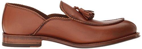 Aquatalia De Marvin K. Hombres Vigo Textured Dress Calf Loafer Tan
