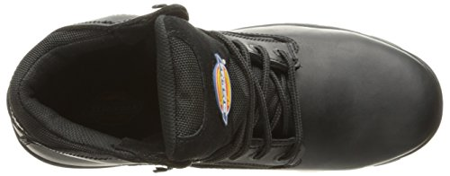 Dickies Men's Buffer Industrial and Construction Shoe Black lQD3GAcVwO