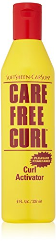 SoftSheen-Carson Care Free Curl Curl Activator, 8 fl oz Curl Care