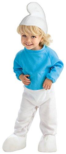 Rubie's Costume Smurfs: The Lost Village Toddler Smurf Costume