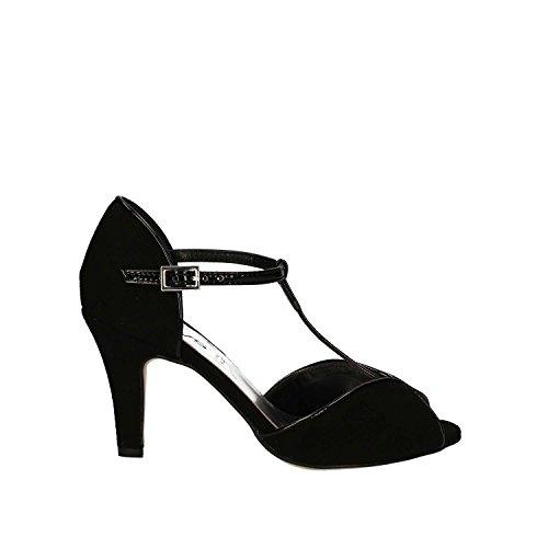 Keys 5157 High Heeled Sandals Women Black