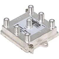 Steren 201-106 1GHz/130dB 6-Way Dig-Ready Splitter