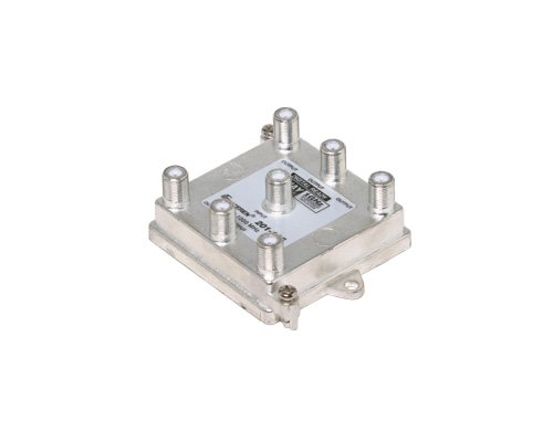 Price comparison product image Steren 201-106 1GHz/130dB 6-Way Dig-Ready Splitter