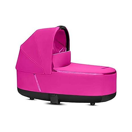 Cybex PRIAM Lux Kinderwagenaufsatz 2019 Carry Cot Cybex Farben 2019 Fancy Pink: Amazon.es: Bebé