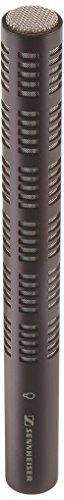 Sennheiser ME66 Short Shotgun Capsule Head for K6 Series (Microphone Capsule Short Shotgun)