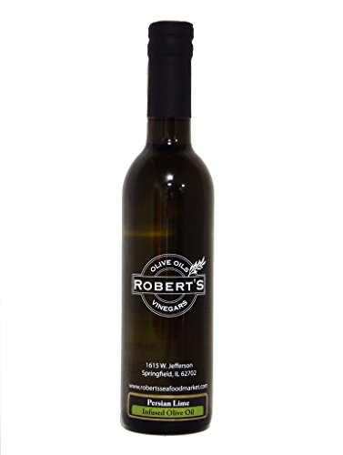 Robert's Extra Virgin Infused Olive Oil - Persian Lime (750ml)