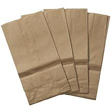 amazon com duro bag kraft brown paper bag 12 1000 ct reusable