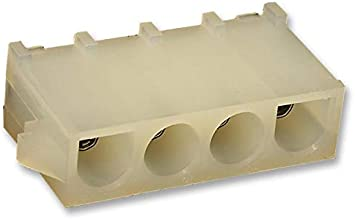 1 Rows, MLX 42002 Series 2 Contacts Through Hole 10-84-4020 Header Pack of 100 6.35 mm Wire-To-Board Connector