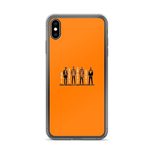 iPhone Xs Max Pure Clear Case Cases Cover T2: Trainspotting 2]()