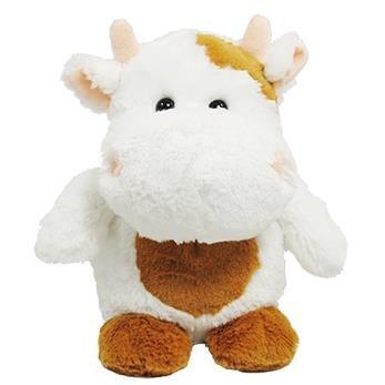 White Plush Cow - 8