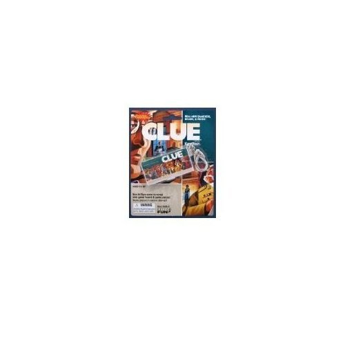 Hasbro Clue Game Keychain - Keychain Board Game