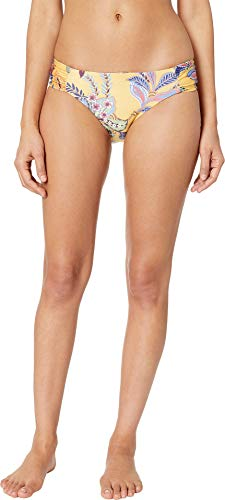 Becca by Rebecca Virtue Women's Tab Side Hipster Bikini Bottom Multi ()