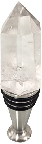 Stephen D. Evans WS-CQUAR Natural Quartz Wine Stopper 31k4L8onTWL