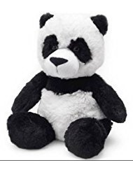 Warmies PANDA Cozy Plush Heatable Lavender Scented Stuffed Animal