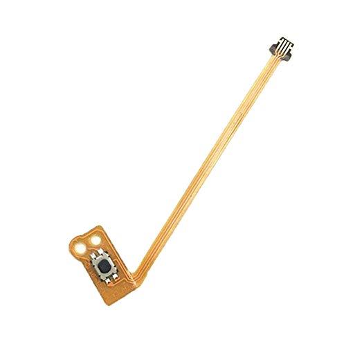 Ximimark 1Pcs ZL Button Key Ribbon Flex Cable Replacement Part for Nintendo Switch Joy-Con Controller Buttons Cable
