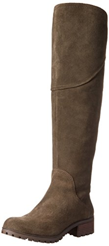 Women's Boot Riding Lucky Moss Dark Harleen Brand 5gqxPzU
