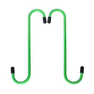 ITEQ Automotive Brake Caliper Hangers Brake Caliper Hook with Rubber Tips Set of 2: Automotive