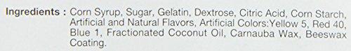 Review Haribo Gummi Candy, Strawberries,