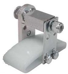 Primary chain adjuster kit fits big twin 1965/2000 without anchor plate, inc (Primary Chain Adjuster Kit)