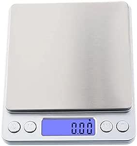 Electronic balance capacity of 3 kg , 2724968772882
